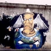 Очередная подборка граффити