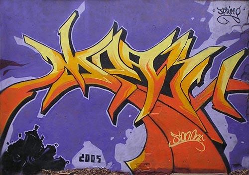 Определение что такое граффити